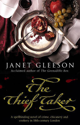 The Thief Taker by Janet Gleeson image