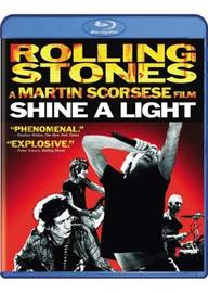 Shine A Light on Blu-ray