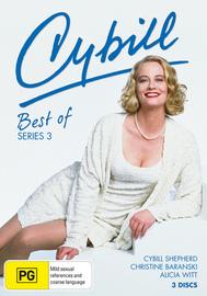 Cybill - Best of Season 3 (3 disc Set) on DVD