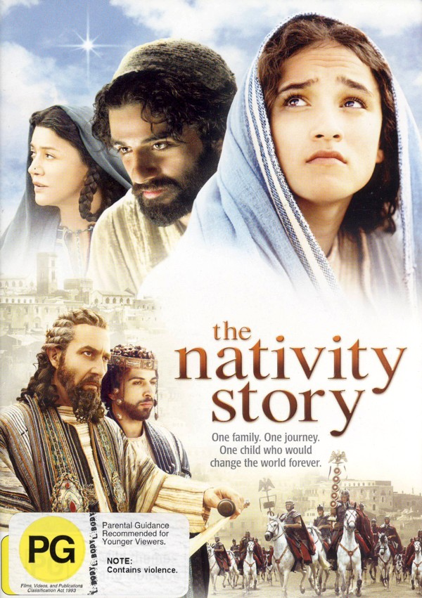 The Nativity Story on DVD image