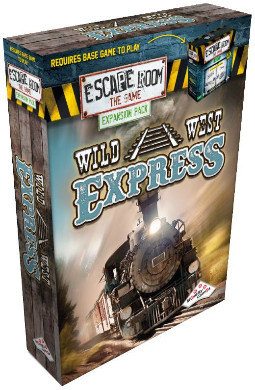 Escape Room: The Game - Wild West Express Expansion