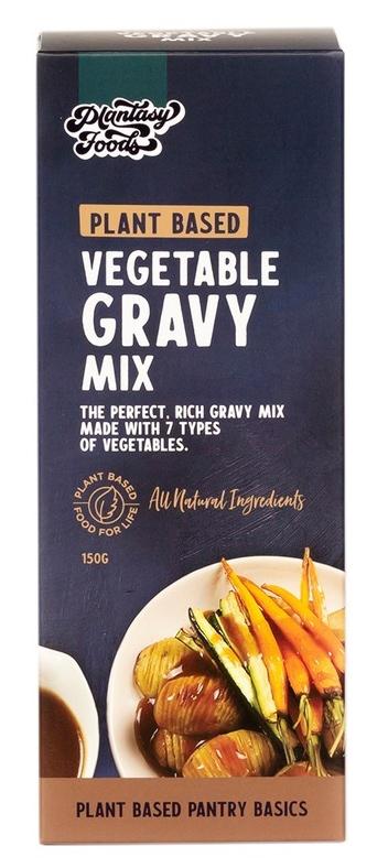 Gluten Free Gravy Mix (150g)