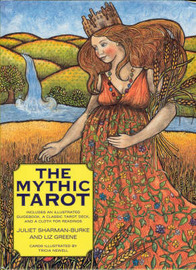 The Mythic Tarot by Juliet Sharman-Burke image