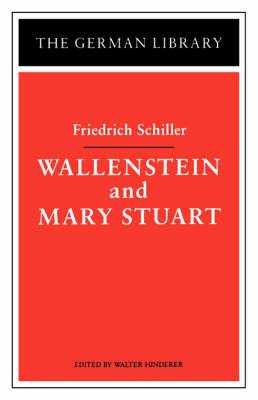 Wallenstein by Friedrich Schiller image