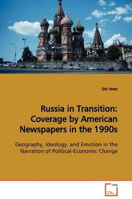 Russia in Transition by Eric West image
