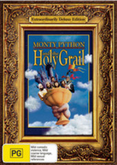 Monty Python And The Holy Grail - Extraordinarily Deluxe Edition (2 DVD And CD) on DVD