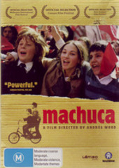 Machuca on DVD