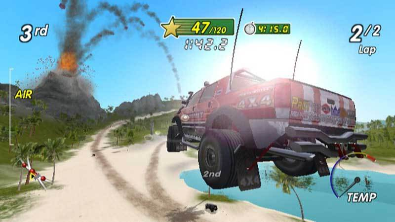 Excite Truck for Nintendo Wii image