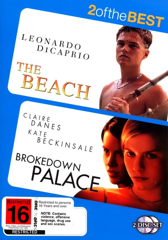 Beach, The / Brokedown Palace - 2 Of The Best (2 Disc Set) on DVD