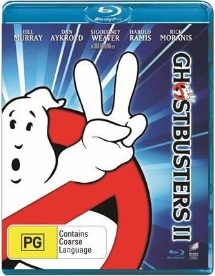 Ghostbusters II on Blu-ray image