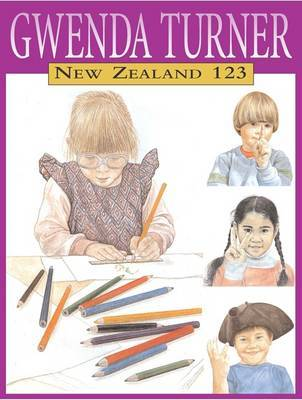 New Zealand 123 by Gwenda Turner image