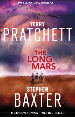 The Long Mars (Long Earth #3) (UK Ed.) by Terry Pratchett image