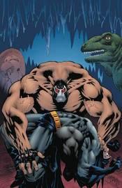 Batman Knightfall Omnibus Vol. 1 by Chuck Dixon