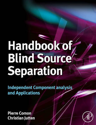 Handbook of Blind Source Separation image