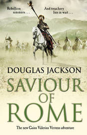 Saviour of Rome by Douglas Jackson