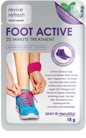 Skin Republic - Foot Active Foot Mask (18g)