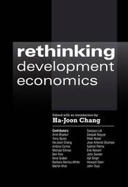 Rethinking Development Economics image