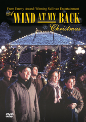 Wind At My Back Christmas on DVD