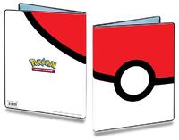 Ultra Pro: Pokemon – Pokeball 9-Pocket Portfolio