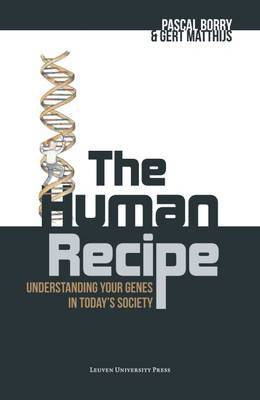 The Human Recipe by Pascal Borry image