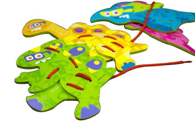 Miniland Flexi Dino