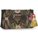 Papaya Small Cosmetics Bag - Grow