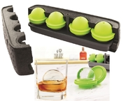 Sphere Clear Ice System Set 4