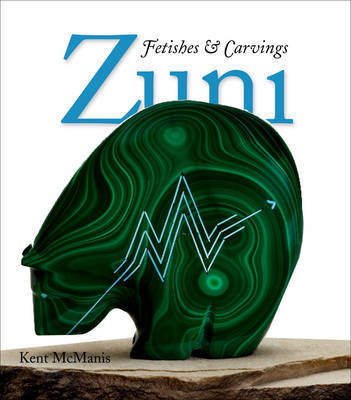 Zuni Fetishes & Carvings by Kent McManis