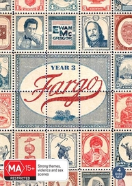 Fargo - Season 3 on DVD