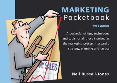 The Marketing Pocketbook by Neil Russell-Jones image