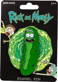 Rick & Morty - Pickle Rick Enamel Pin image