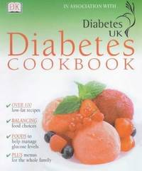 Diabetes Cookbook by Diabetes UK image