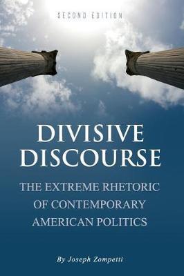 Divisive Discourse by Joseph Zompetti image