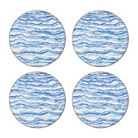 Ripple Coasters - Round (Set/4)