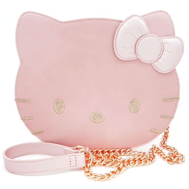 e0f4f3d4e Loungefly Hello Kitty - Pink Kitty Crossbody Bag | Girl's | at Mighty Ape NZ