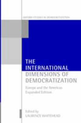 The International Dimensions of Democratization image