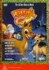 Rudolph Red Nosed Reindeer & The Island of Misfit Toys on DVD