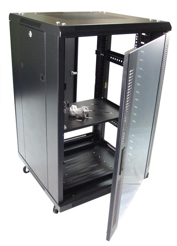 Full Enterprise Server Cabinet 22U (600x600x1166mm W/D/H)
