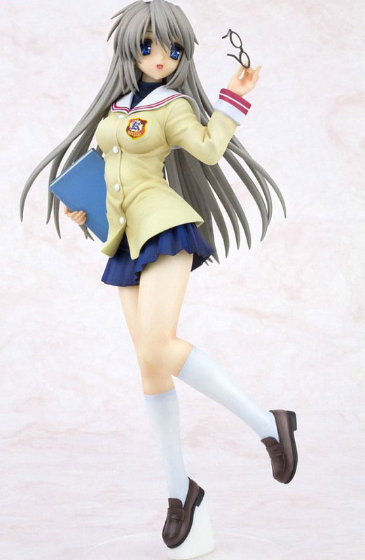 Clannad Tomoyo Sakagami School Version 1:6 Figure