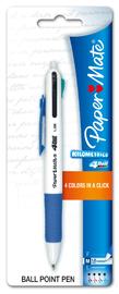 Papermate 4-Ball Ballpoint Business Pen