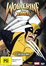Wolverine and the X-Men: Vol. 4 - Breakdown on DVD