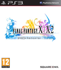 Final Fantasy X / X-2 HD Remaster for PS3