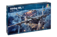 Italeri Stirling Mk 1 1:72 Model Kit