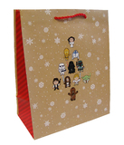 Star Wars Gift Bag - Medium Mini Characters