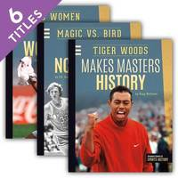 Greatest Events in Sports History by Abdo Publishing