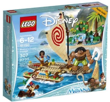 LEGO Disney: Moana's Ocean Voyage (41150)