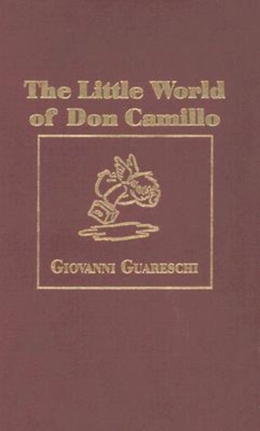 The Little World of Don Camillo by Giovanni Guareschi image