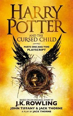 Harry Potter and the Cursed Child - Parts One and Two by J.K. Rowling image