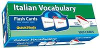 Italian Vocabulary by BarCharts Inc