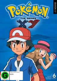 Pokemon: The Series X & Y DVD